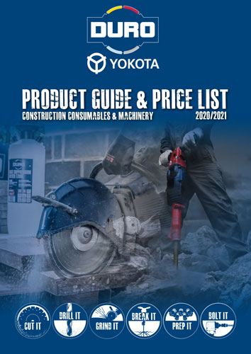 DURO YOKOTA 2020 2021 Catalogue