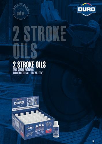 Duro 2 stroke oils