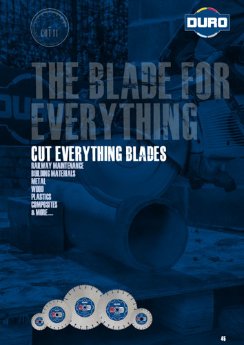 Duro Cut Everything Blades