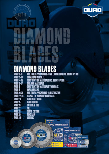 Duro Diamond Blades