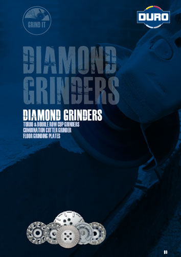 Duro Diamond Grinders