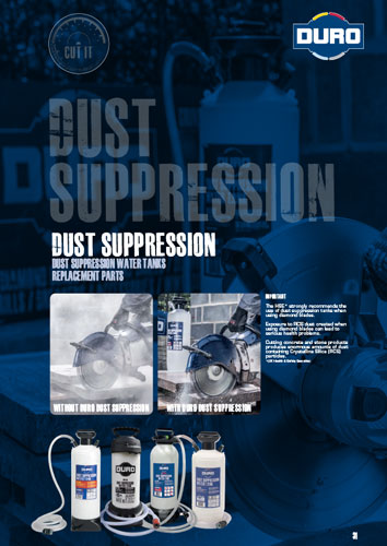 Duro Dust Suppression Water Tanks