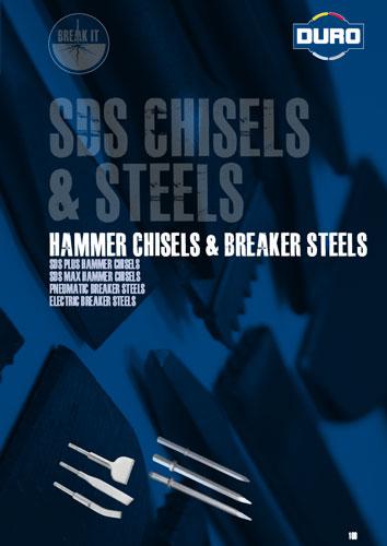 Duro Hammer Chisels & Breaker Steels