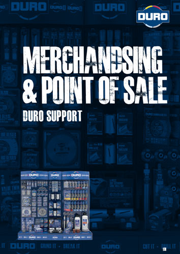 Duro Merchandise Point of Sale