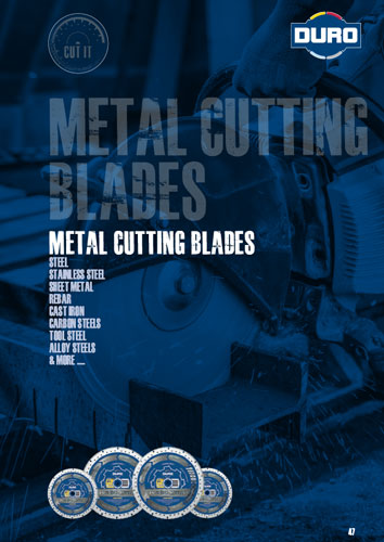 Duro Metal Cutting Blades