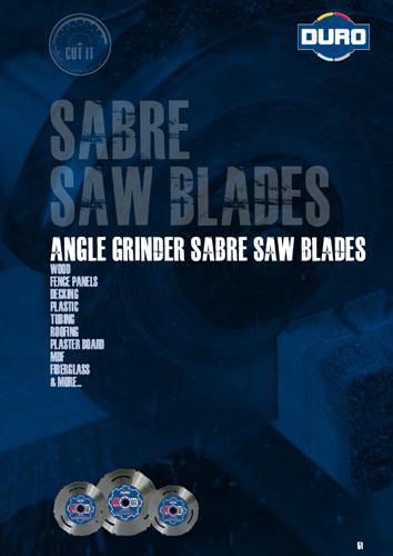 Duro Sabre Saw Blades