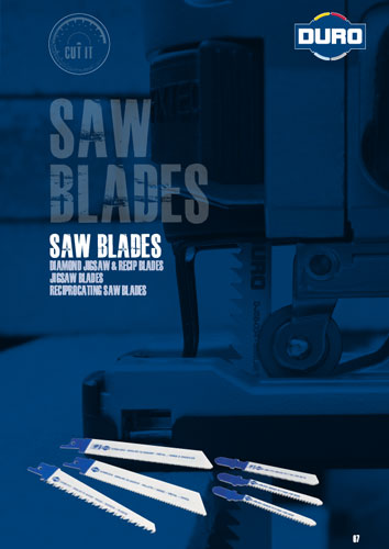 Duro Saw Blades - Jigsaw & Reciprocating Saw Blades
