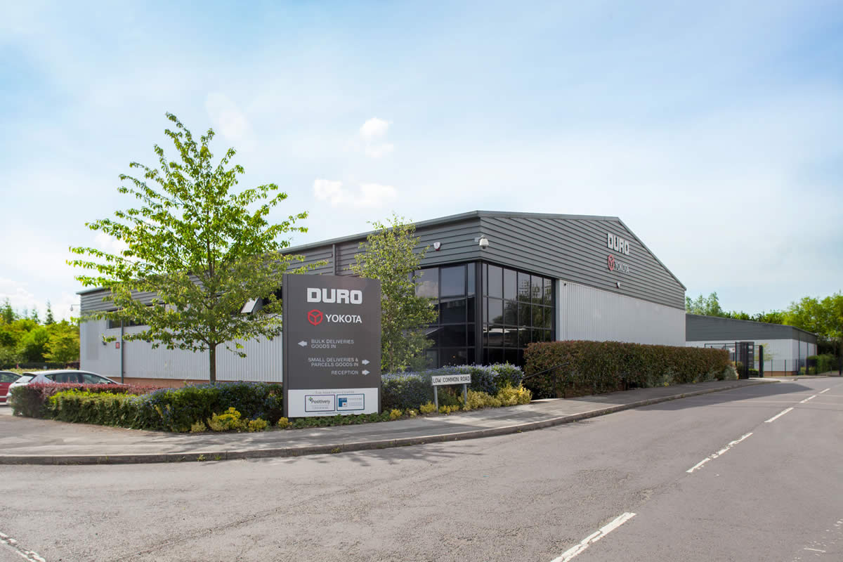 Duro UK Limited